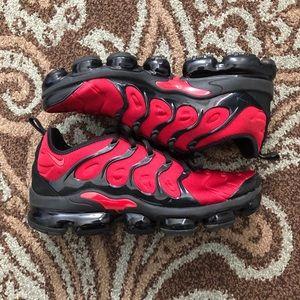 Air VaporMax Plus University Red Sz 11